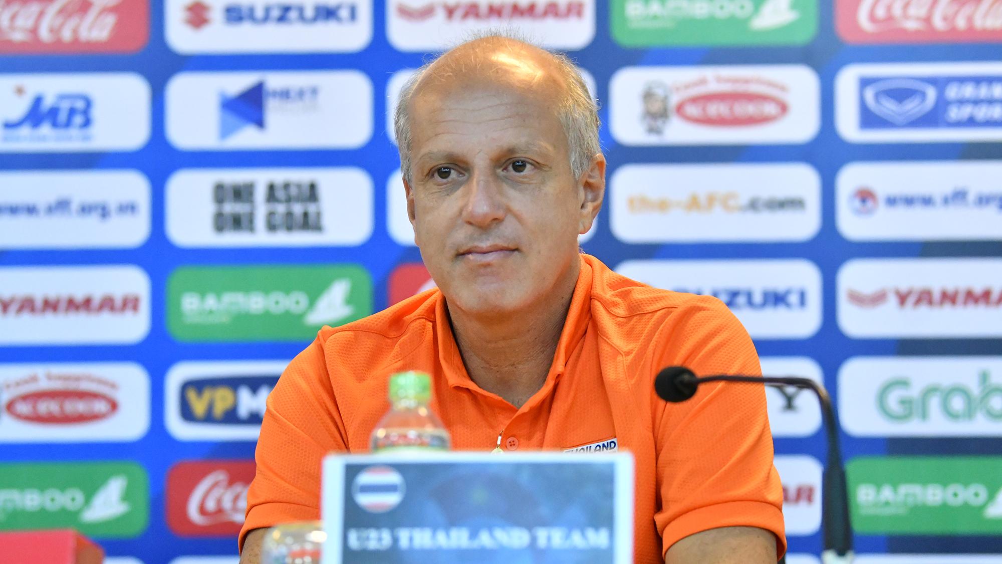 ทีมชาติไทย U23 อเล็กซานเดร กามา