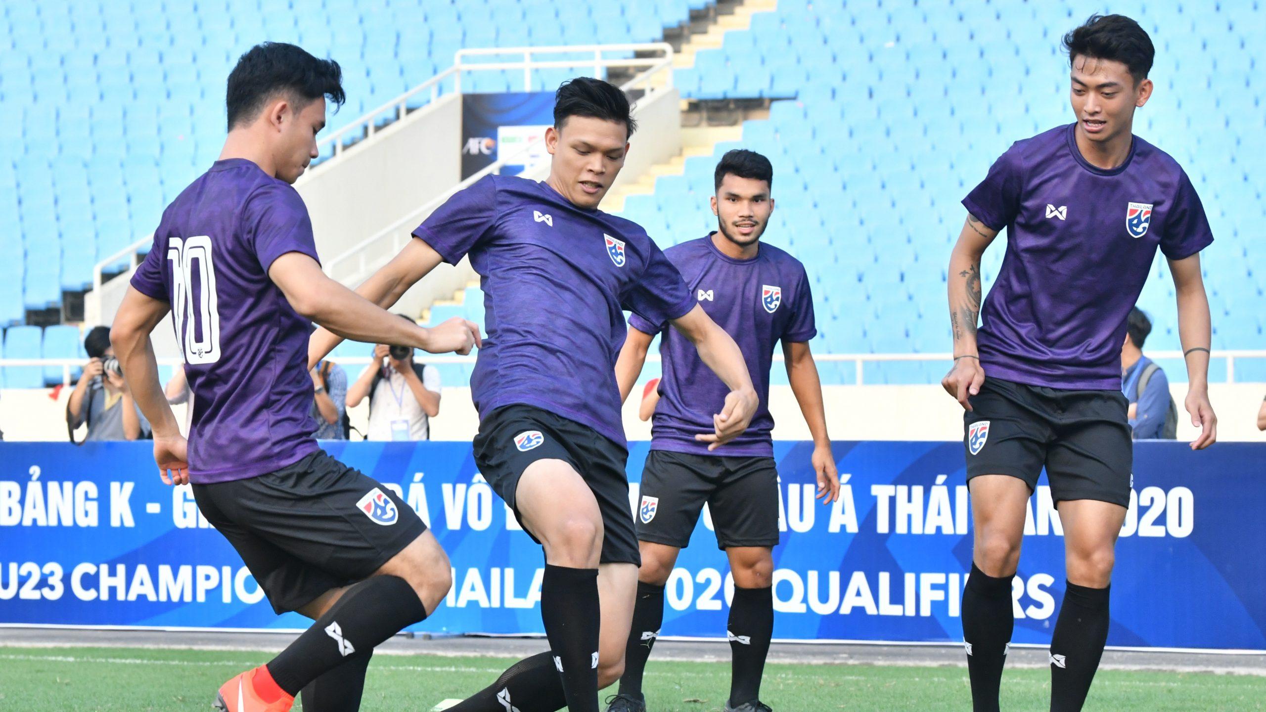 ชิงแชมป์เอเชีย รุ่นอายุไม่เกิน 16 ปี ทีมชาติอินโดนีเซีย U23 ทีมชาติไทย U23 อเล็กซานเดร กามา