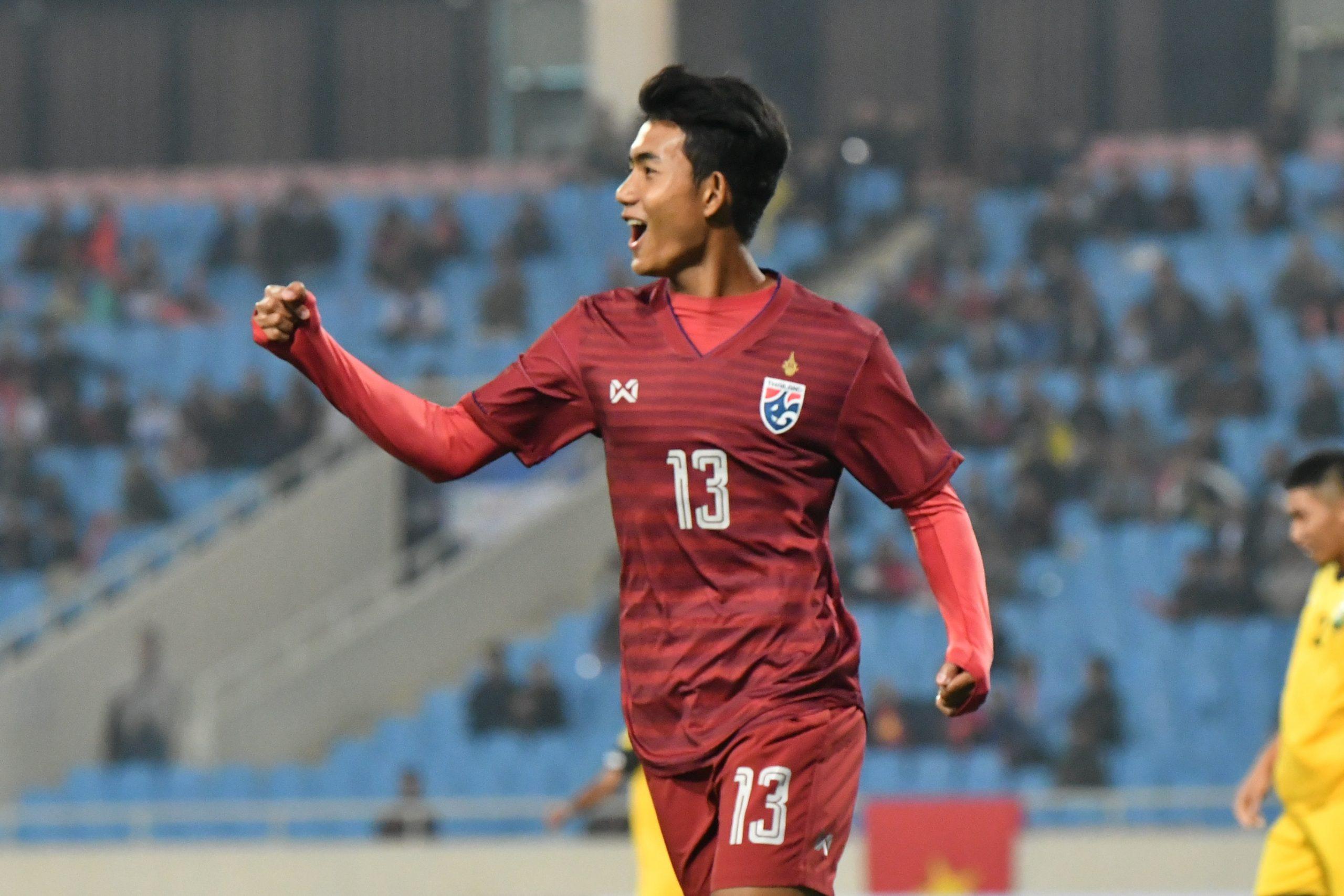 ทีมชาติไทย U23 ศุภณัฏฐ์ เหมือนตา สุภโชค สารชาติ