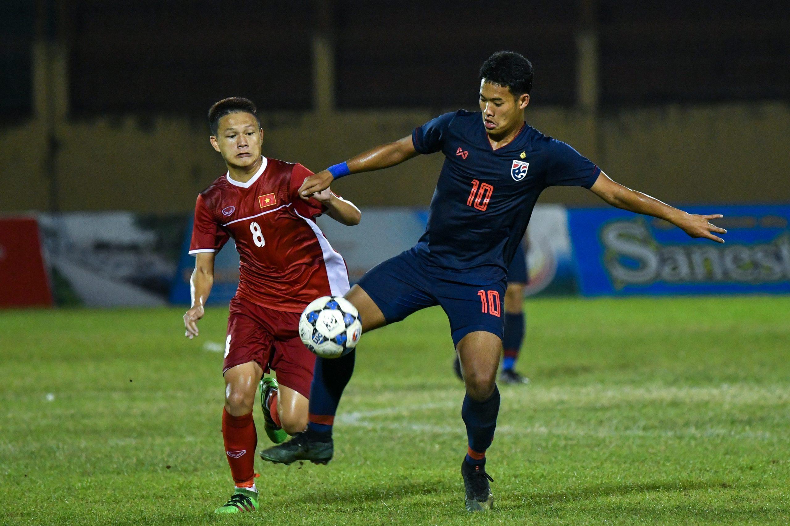 VFF U19 International ทีมชาติเวียดนาม U19 ทีมชาติไทย U19