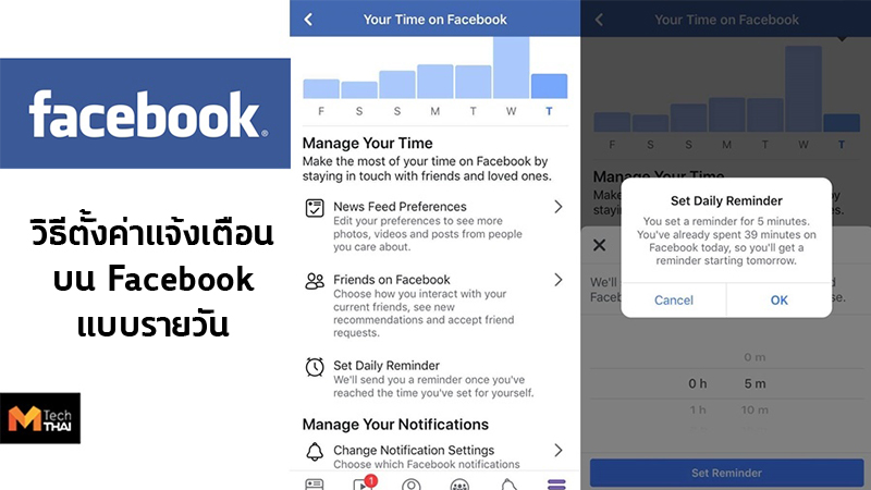 Tips & Technic ข่าว facebook เฟสบุ๊ค