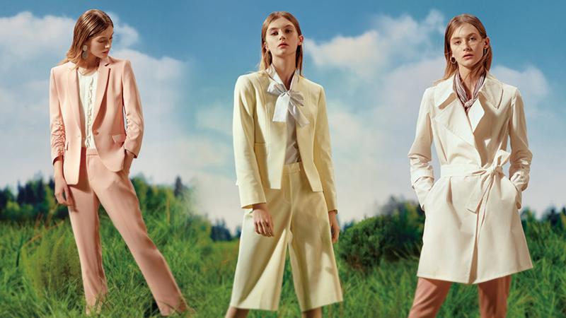 G2000 G2000 WOMAN วิธีเลือกใส่สูท วิธีแต่งตัว เดรส เทรนช์โค้ท เสื้อผ้าคอลเลกชั่นใหม่