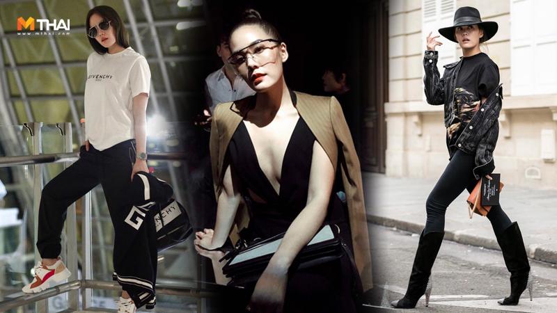 Givenchy สไตล์การแต่งตัว เจนี่ เจนี่ สไตล์การแต่งตัว เจนี่ เทียนโพธ์สุวรรณ เจนี่ แต่งตัว