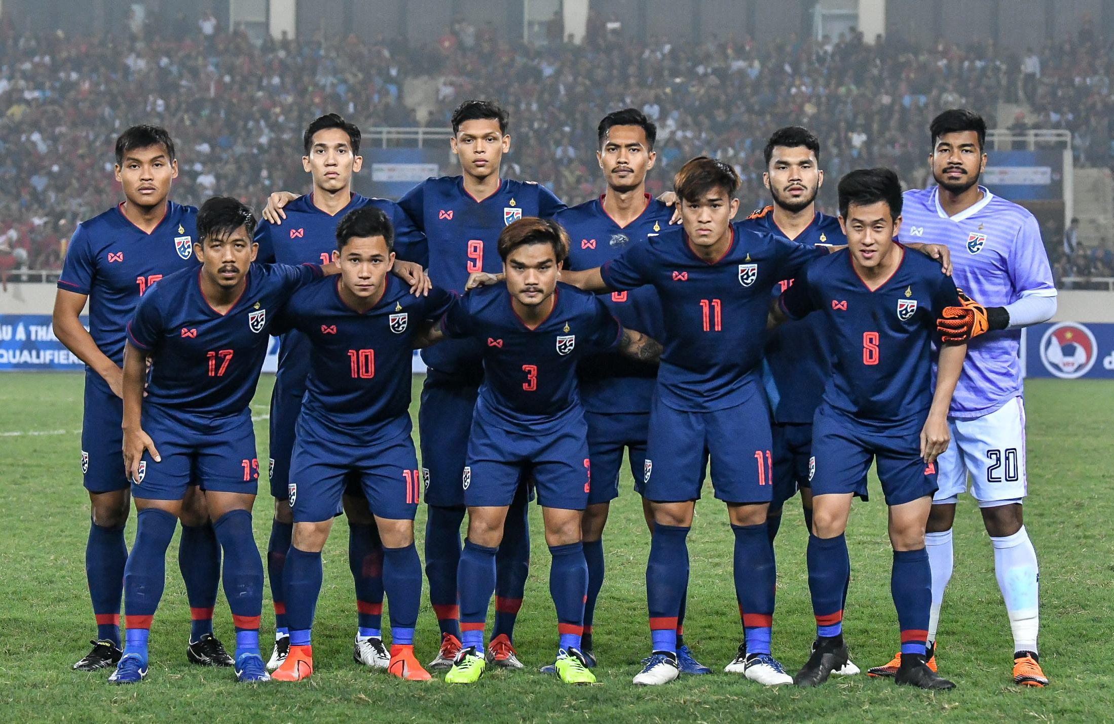 ชิงแชมป์เอเชีย 2020 รุ่นอายุไม่เกิน 23 ปี ชิงแชมป์เอเชีย U23 ทีมชาติไทย U23