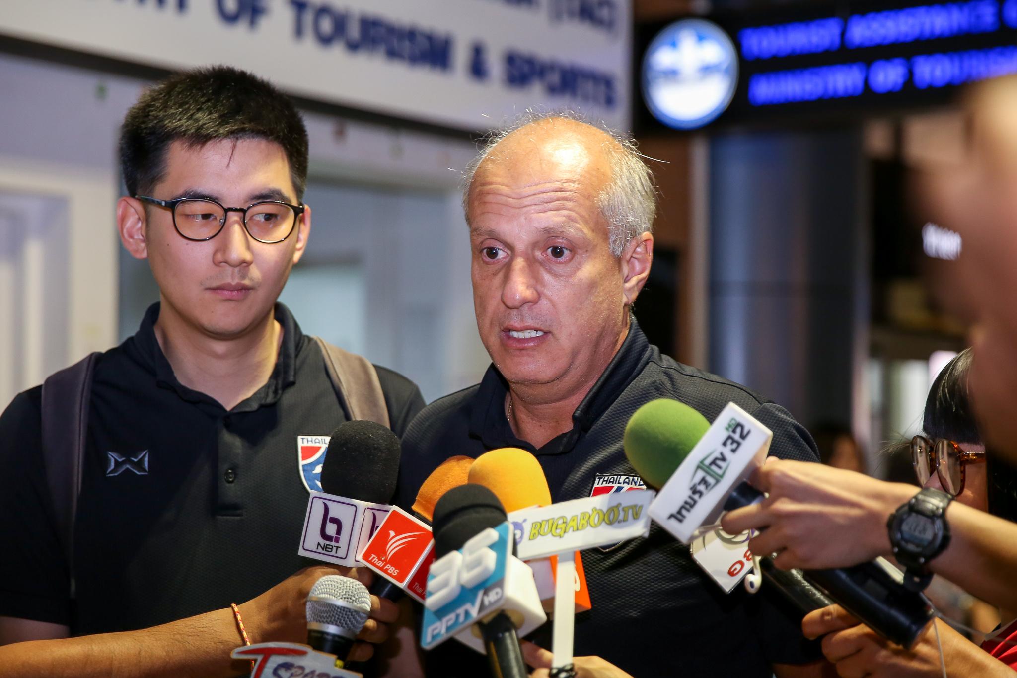 ชิงแชมป์เอเชีย 2020 รุ่นอายุไม่เกิน 23 ปี ทีมชาติไทย U23 อเล็กซานเดร กามา