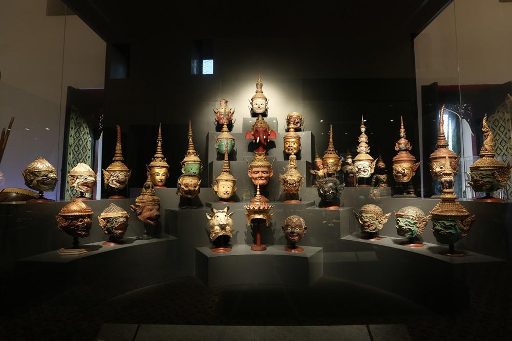 ที่เที่ยวกรุงเทพ นิทรรศการ พิพิธภัณฑสถานแห่งชาติ พระนคร พิพิธภัณฑ์ มิวเซียม เที่ยวกรุงเทพ เที่ยวพิพิธภัณฑ์