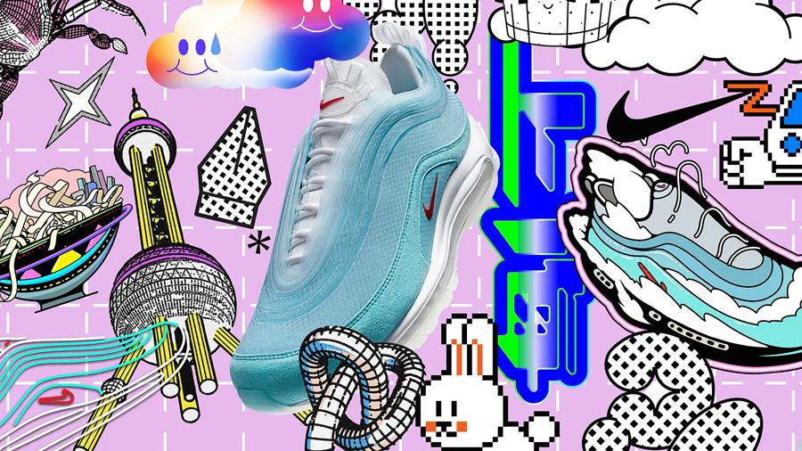 Air Max fashion nike Sneaker SNKRS รองเท้า สนีกเกอร์ แฟชั่น ไนกี้
