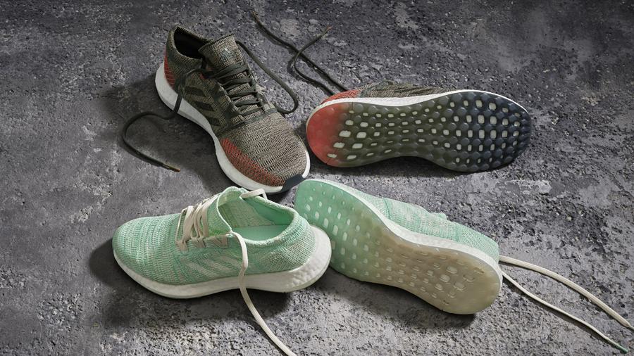 adidas adidas Running Boost PureBOOST PUREBOOST GO running Sneaker รองเท้าวิ่ง สนีกเกอร์