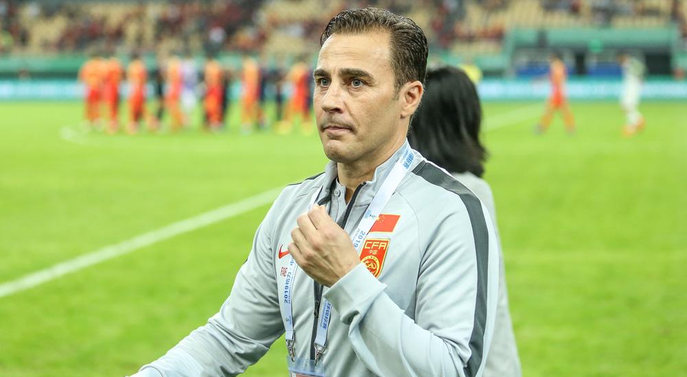คันนาวาโร่ ทีมชาติจีน ทีมชาติไทย ไชน่า คัพ 2019
