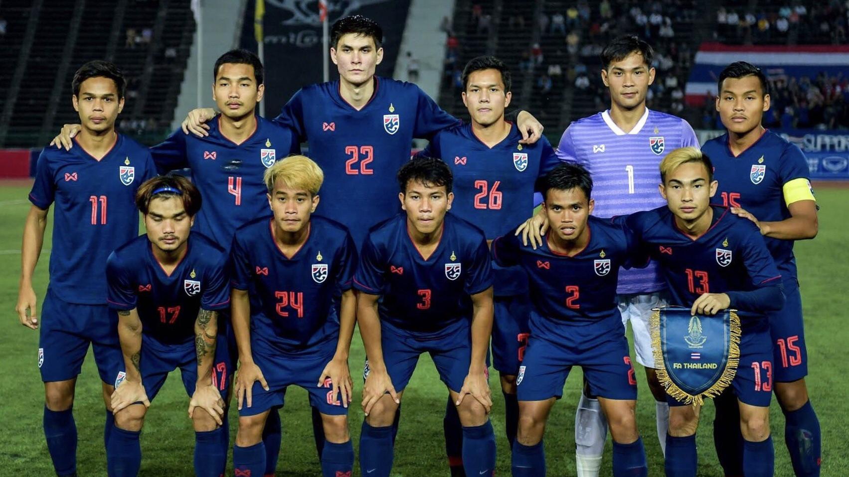 ชิงแชมป์เอเชีย รอบคัดเลือก ทีมชาติไทย U23 อเล็กซานเดร กามา