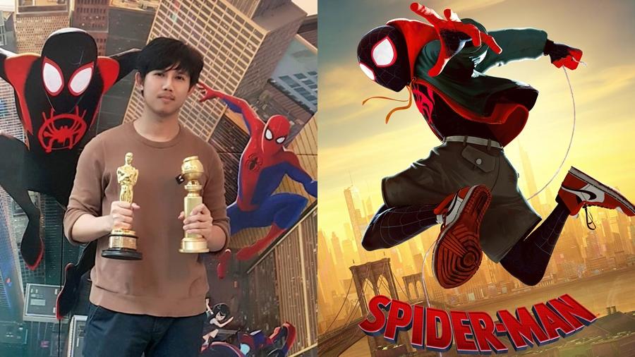 Spider-Man ธนาวัต ขันธรรม รางวัลลูกโลกทองคํา รางวัลออสการ์ เซ้ง