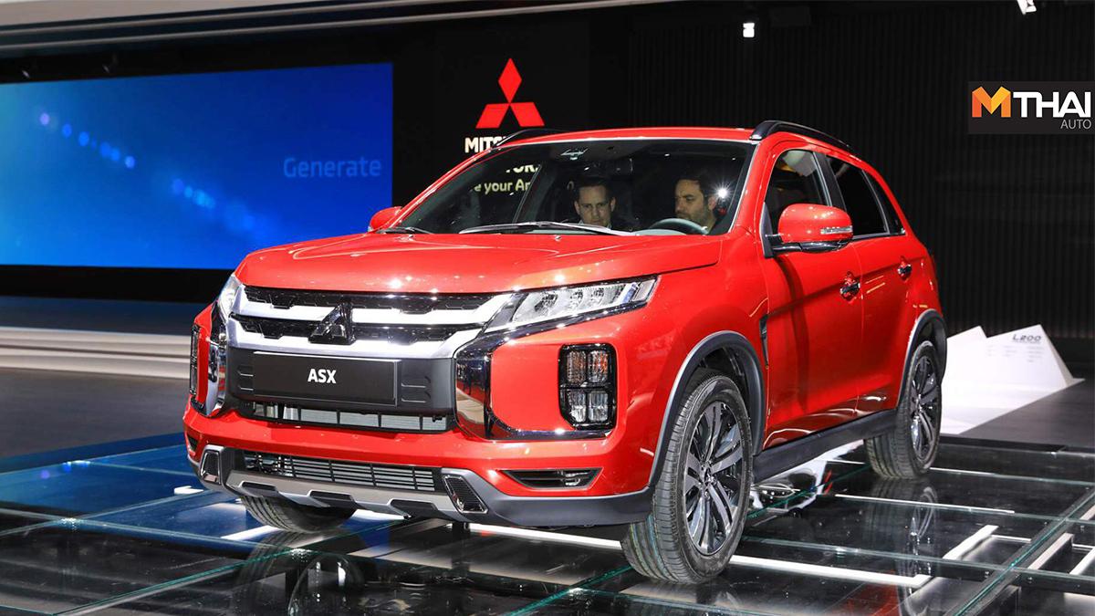 2020 Mitsubishi ASX Mitsubishi Outlander Sport RVR suv