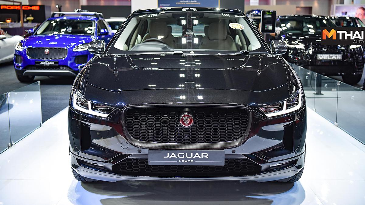 Discovery Sport E-Pace EV I-PAC jaguar suv จากัวร์ ไอ-เพซ รถยนต์พลังงานไฟฟ้า แลนด์โรเวอร์