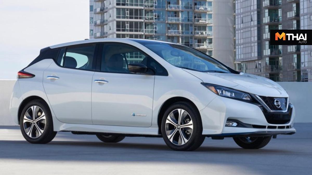 2019 Leaf Plus EV nissan Nissan Leaf Plus นิสสันลีฟ รถยนต์ไฟฟ้า