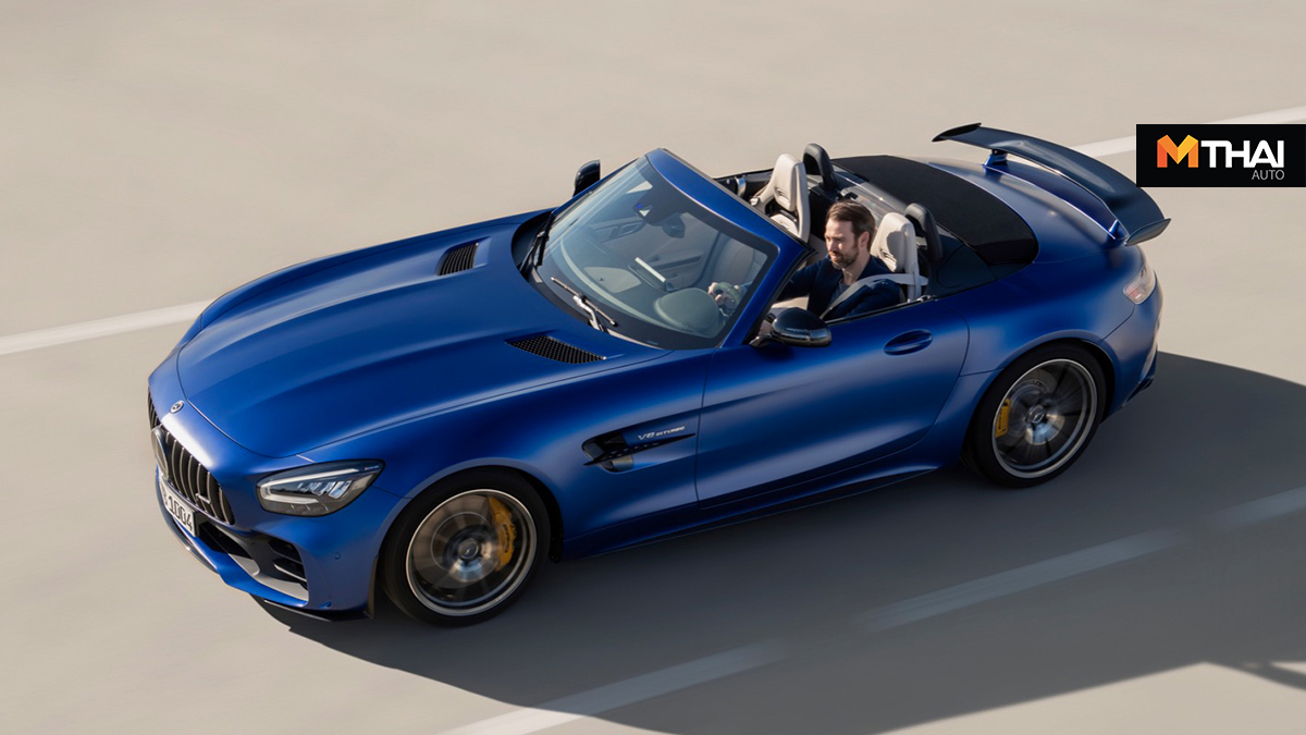 AMG AMG GT R Coupe GT R Roadster Mercedes-AMG GT R Coupe Mercedes-Benz เปิดประทุน