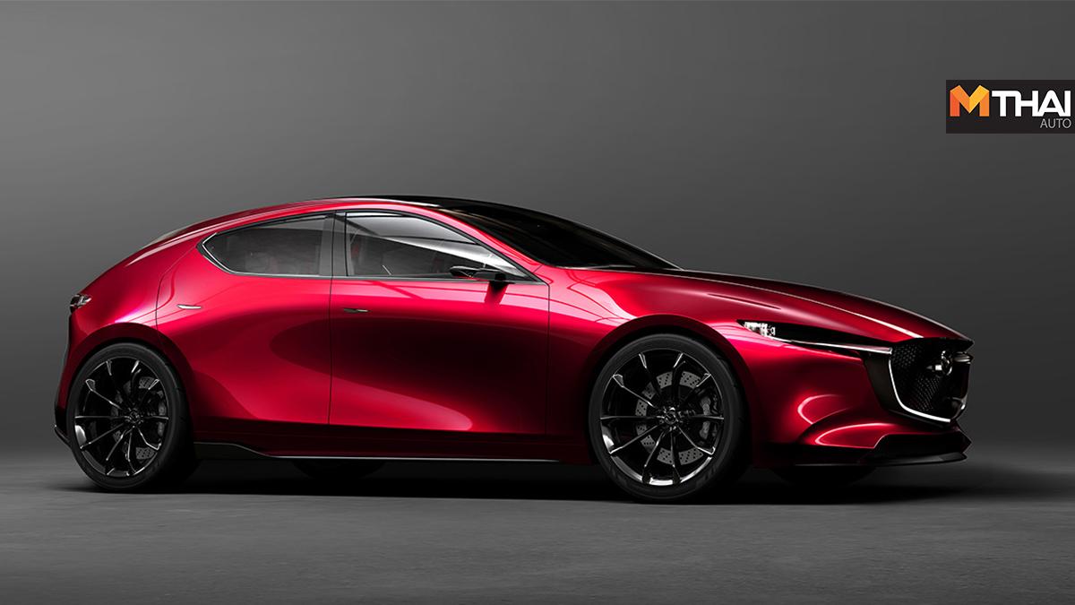 Kai Concept Mazda มาสด้า แฮตช์แบค ไค คอนเซ็ปต์
