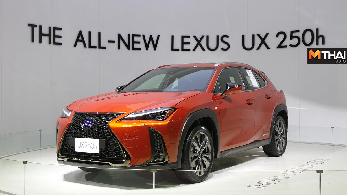 lexus Lexus ES Lexus LC Lexus LS Lexus NX Lexus RC Lexus RX Lexus UX เล็กซัส