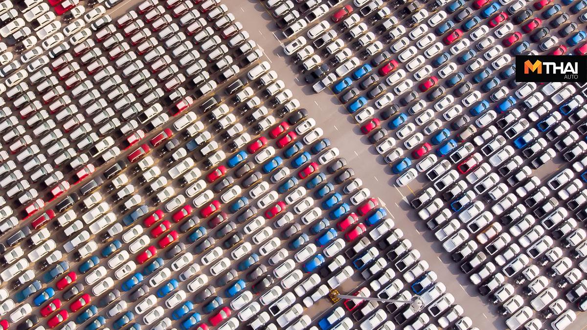 ขายรถยนต์ ตลาดรถยนต์ ยอดขายรถ โตโยต้า