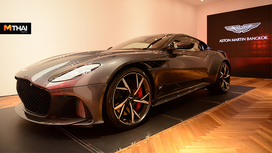 Aston Martin DBS Superleggera ดีบีเอส ซูเปอร์เลจเจรา แอสตัน มาร์ติน