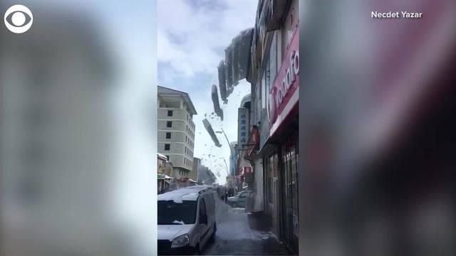 ข่าวสดวันนี้ ตุรกี หิมะ