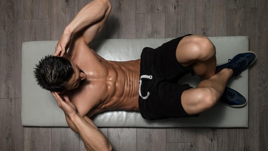 ซิทอัพ ฟิตหน้าท้องโดยไม่ต้องซิทอัพ ฟิตเนส หน้าท้อง ออกกำลังกาย