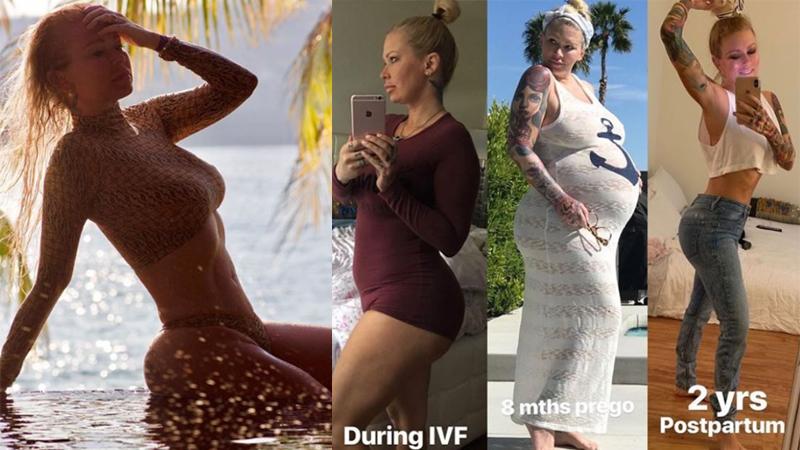 Jenna Jameson คีโตจีนิค คีโตเจนิค ไดเอท ลดความอ้วน ลดน้ำหนัก ลดน้ำหนักหลังคลอด