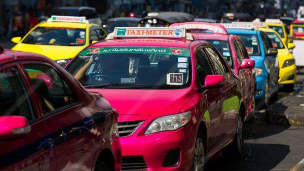 กรมขนส่งทางบก รถแท็กซี่ อัตราค่าโดยสาร
