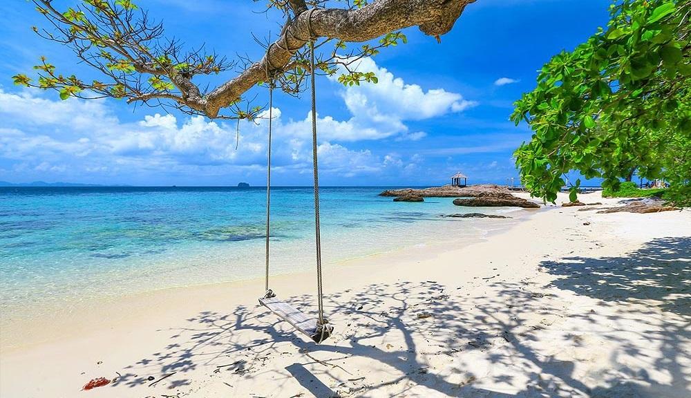 ถ้ำมรกต ทะเลอันดามัน ทะเลใต้ ที่เที่ยวทะเล หมู่เกาะสิมิลัน อ่าวเขาควาย เกาะกำตก เกาะบุโหลน เกาะมุก เกาะหลีเป๊ะ เกาะไม้ท่อน เที่ยวทะเล