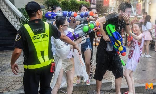 กฎหมาย กฎหมายสงกรานต์ ข่าวสดวันนี้ สงกรานต์62 สาดน้ำ