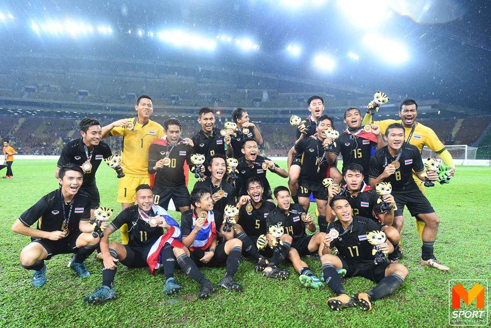 ซีเกมส์ 2019 ทีมชาติไทย U23 อเล็กซานเดร กามา