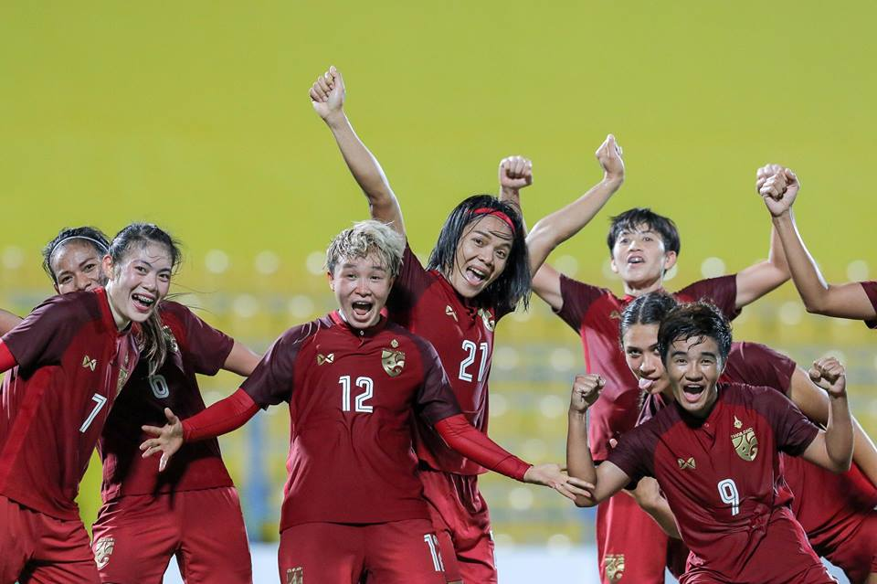 ฟุตบอลหญิงทีมชาติไทย โอลิมปิกเกมส์ 2020