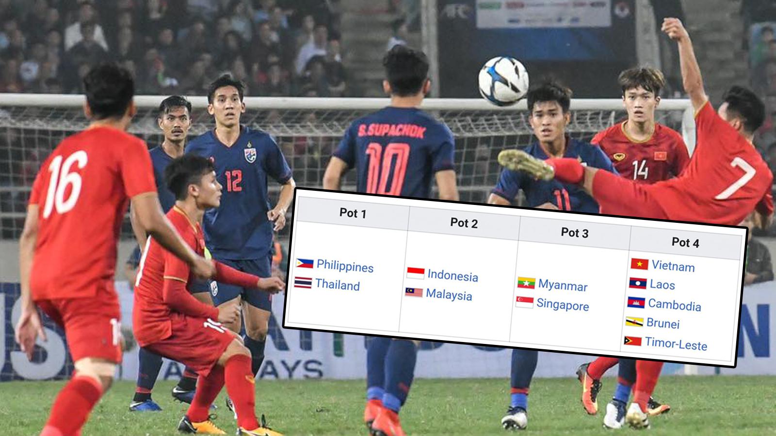 ซีเกมส์ 2019 ทีมชาติเวียดนาม U23 ทีมชาติไทย U23