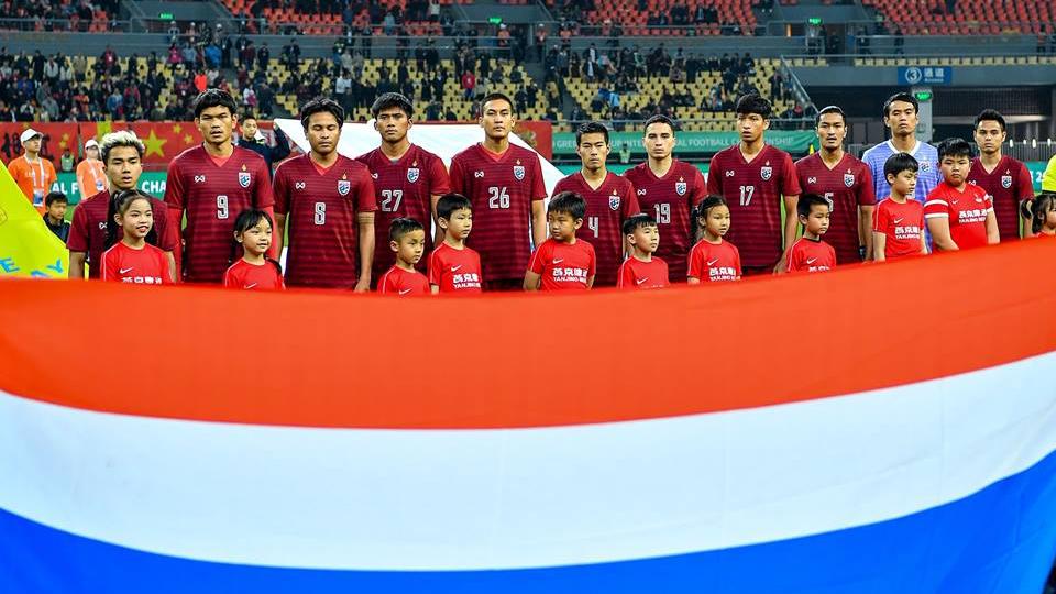 KBU SPORT POLL ทีมชาติไทย