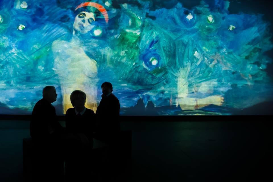 งานศิลปะ งานศิลปะ กรุงเทพ นิทรรศการ From Monet to Kandinsky นิทรรศการศิลปะ