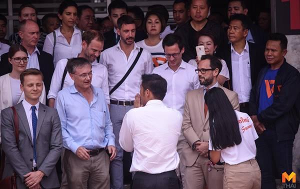 กระทรวงการต่างประเทศ ทูต ทูต 12 ประเทศ ธนาธร จึงรุ่งเรืองกิจ