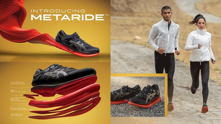 ASICS GEL-NIMBUS 21 GT-2000 7 GUIDESOLE INNOVATION IN MOTION METARIDE ride RoadHawk FF 2 Sneaker รองเท้าวิ่ง สนีกเกอร์ เอสิคซ์