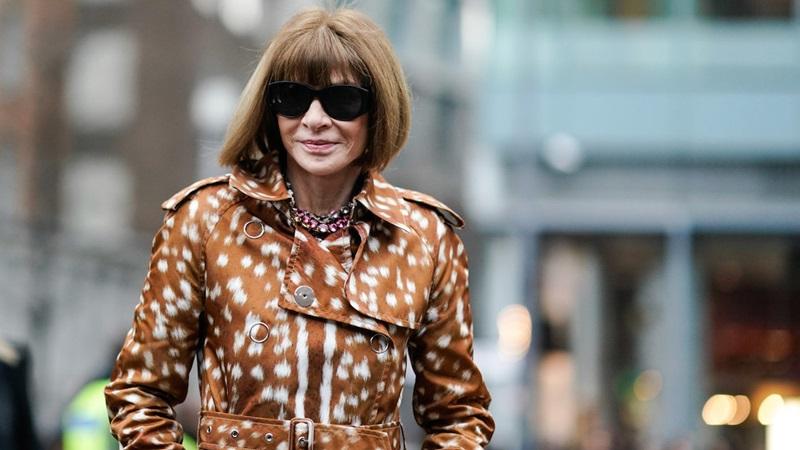 Anna Wintour Vogue แว่นกันแดด แว่นตา แอนนา วินทัวร์