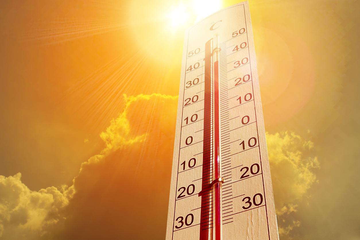 อากาศร้อน ฮีทสโตรก โรคลมแดด