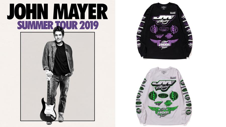 CRAFT WITH PRIDE fashion JM RACING JMNH TEAM John Mayer NEIGHBORHOOD streetwear จอห์น เมยอร์ สตรีทแวร์ แฟชั่น