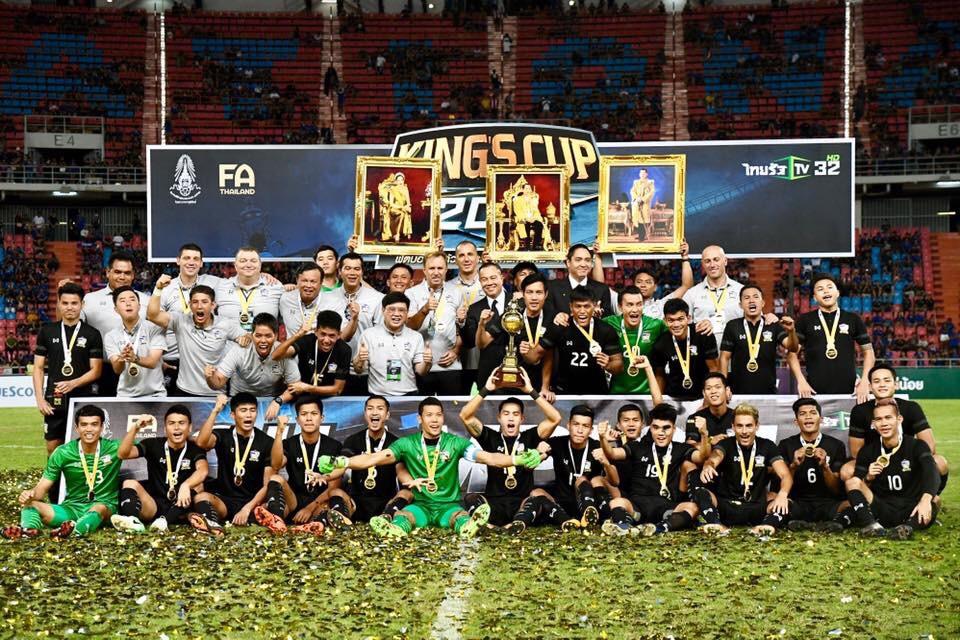 คิงส์คัพ ครั้งที่ 47 ช้างอารีนา ทีมชาติไทย