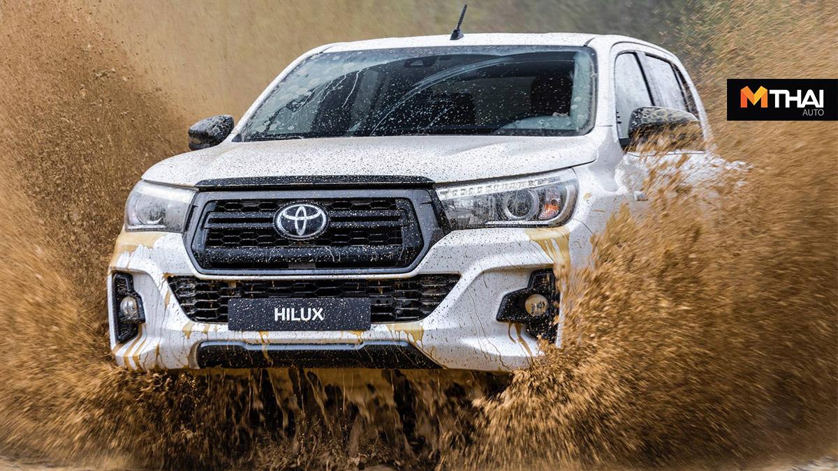HILUX Special Edition Hilux Toyota รถกระบะ รถยนต์เพื่อการพาณิชย์