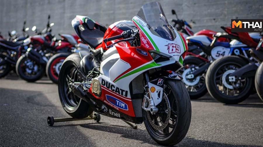 Ducati Ducati Panigale V4 motogp Nicky Hayden ดูคาติ