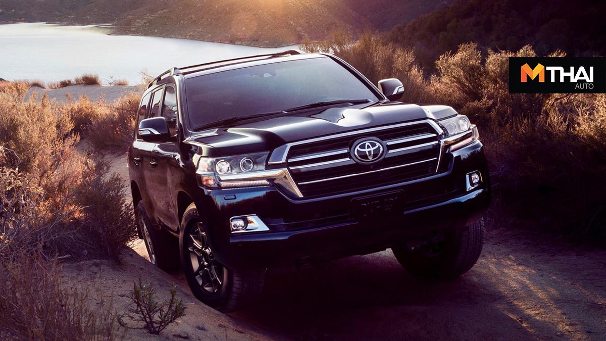 suv Toyota Toyota Land Cruiser โตโยต้า แลนด์ครุยเซอร์