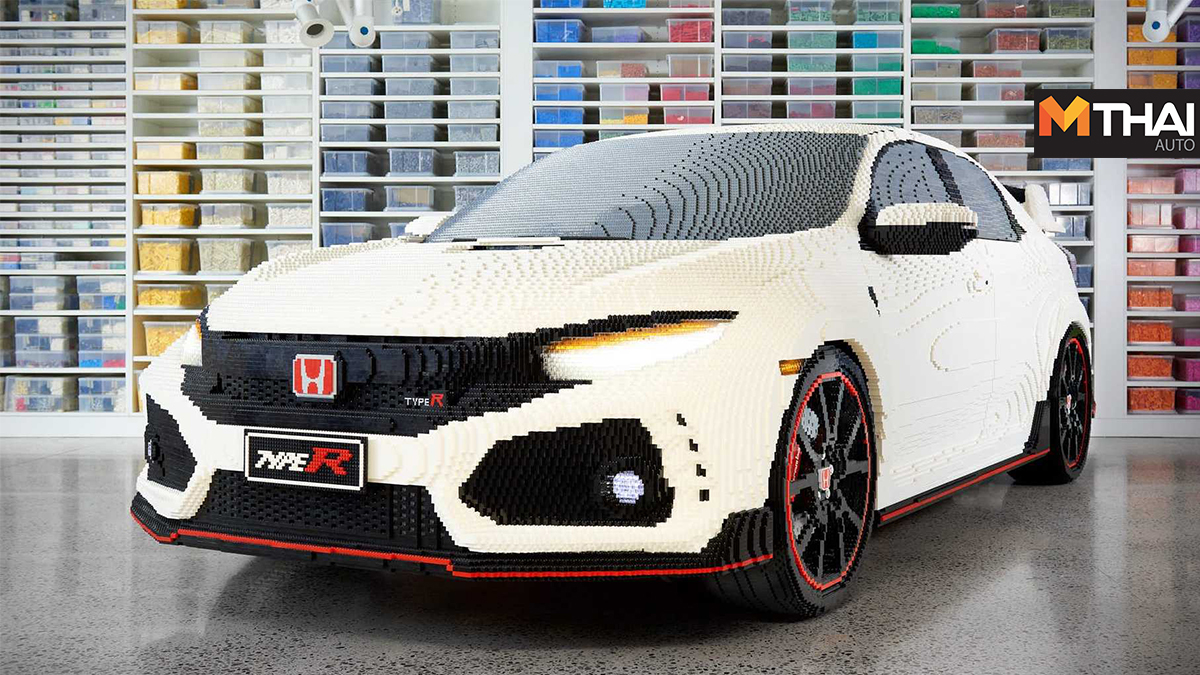 Civic Type-R honda civic Leko เลโก้
