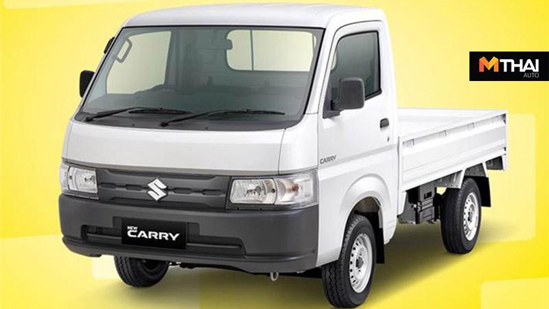 All-New Carry suzuki Suzuki Carry มินิทรัค รถบรรทุกเล็ก