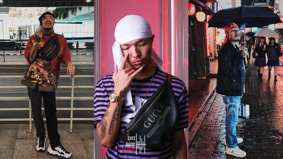 street fashion YOUNGOHM ยังโอม สตรีทแฟชั่น แฟชั่น แฟชั่นผู้ชาย