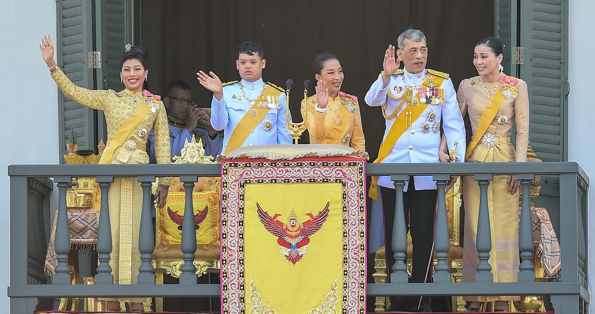 พระราชพิธีบรมราชาภิเษก รัชกาลที่10