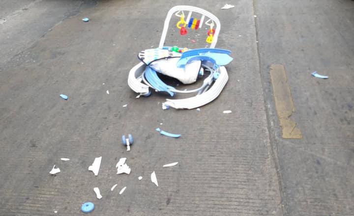 ข่าวสดวันนี้ ข่าวอุบัติเหตุ รถชน