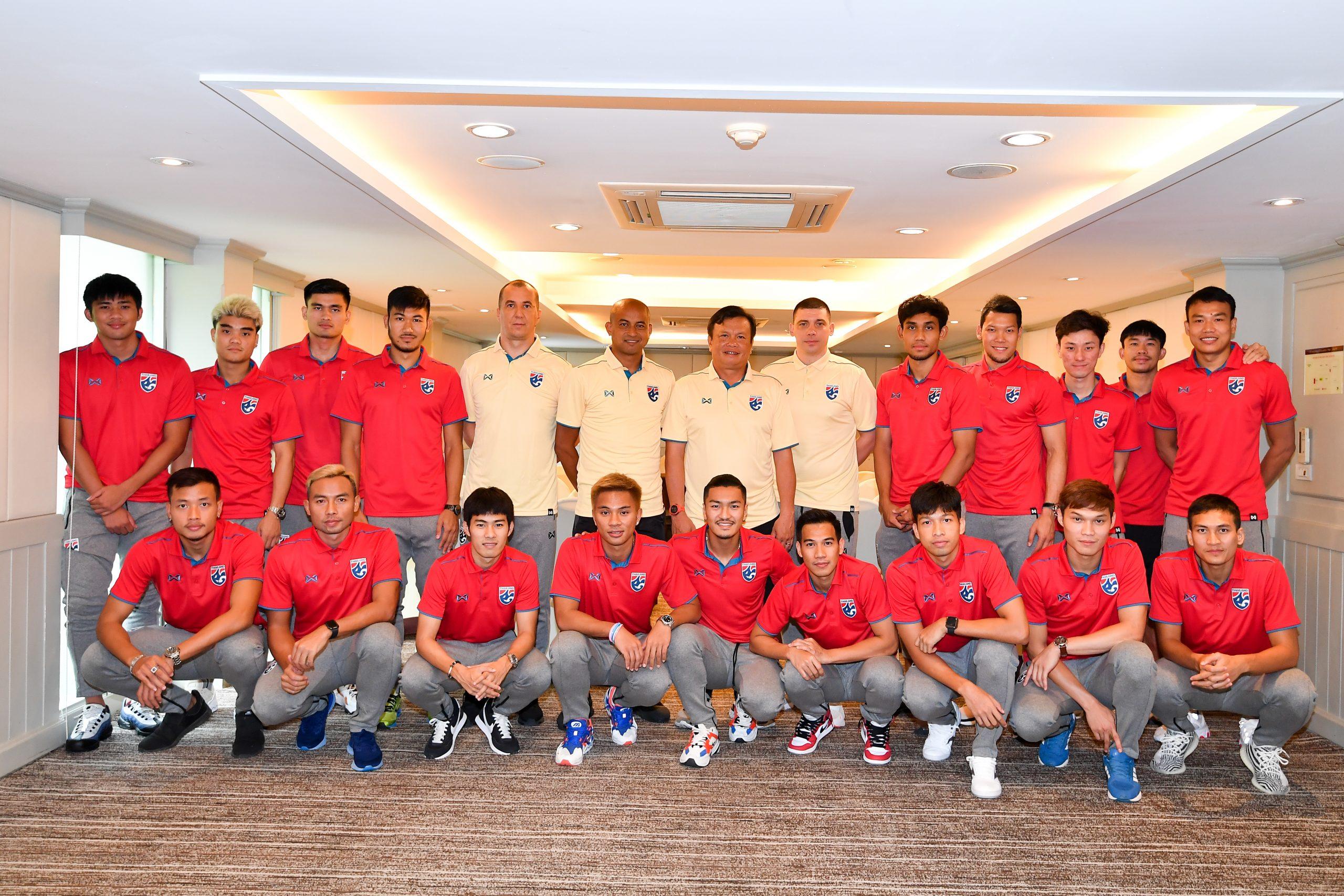 คิงส์ คัพ คิงส์คัพ 2019 ทีมชาติเวียดนาม ทีมชาติไทย ศิริศักดิ์ ยอดญาติไทย
