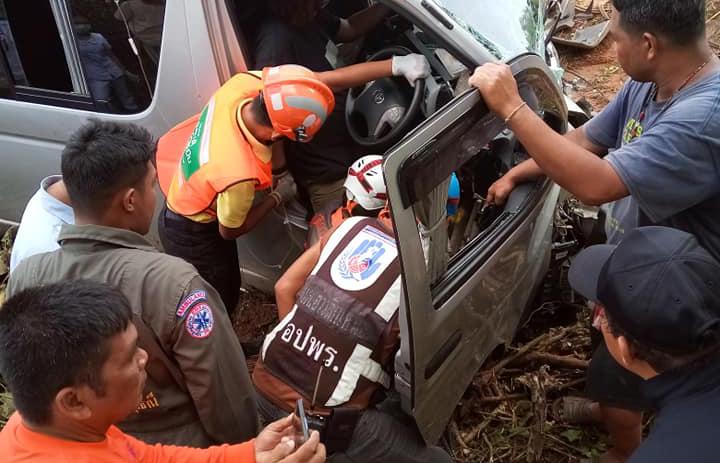 ข่าวรถชน ข่าวสดวันนี้ ข่าวอุบัติเหตุ โปเตโต้